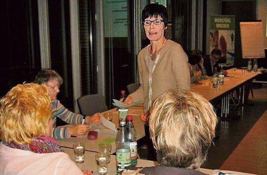 Ernährungscoach Monika Maurer.