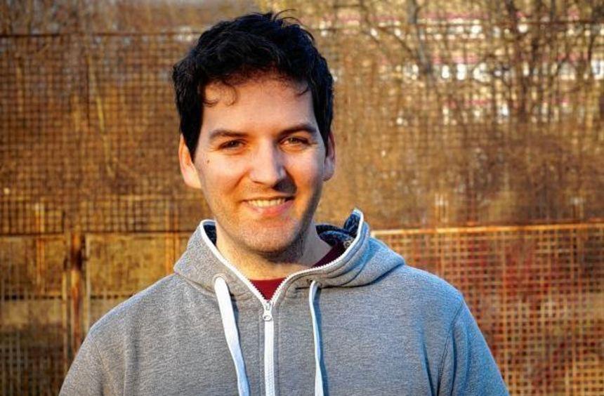 Kommt aus Mannheim, lebt und schreibt in Berlin: Autor Gideon Böss.