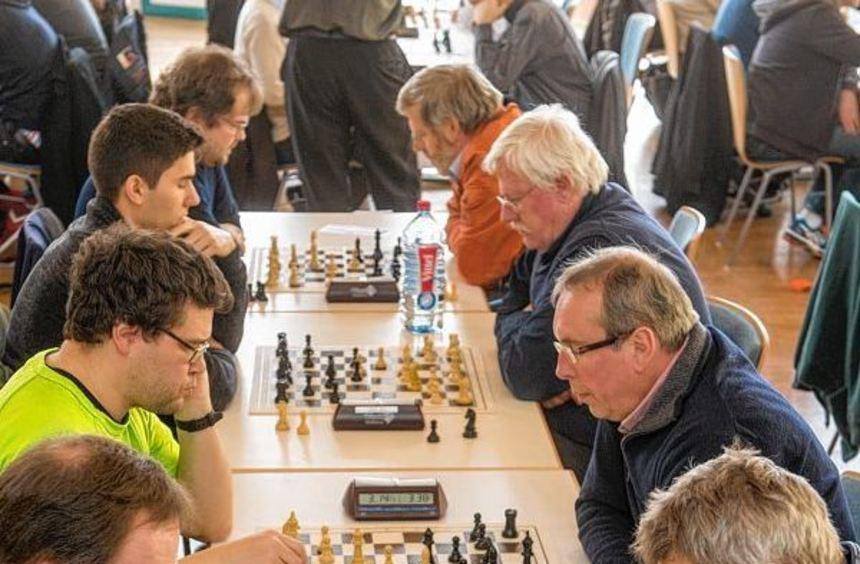 Den angestrebten Platz unter den besten Zehn bei den Blitzschach-Hessenmeisterschaften verpasste ...