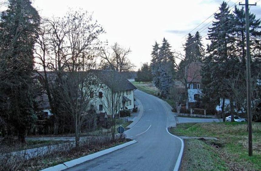 Der gesamte Weiler Tiefentaler Hof soll als Dorfgebiet ausgewiesen werden.