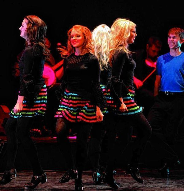 "Die Show ""The Mystical Music and Dance of Ireland"" kommt am 9. April nach Bad Mergentheim."