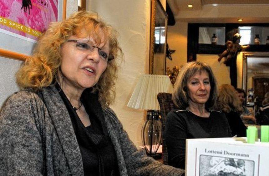 Die Frauenrechtlerin Olympe de Gouges stand im Mittelpunkt einer Veranstaltung, zu der Dr. Regina ...
