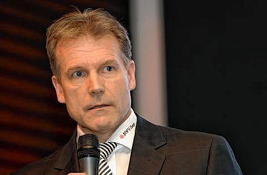 Der Trainer als Trumpf-Ass: Die Adler vertrauen Geoff Ward.