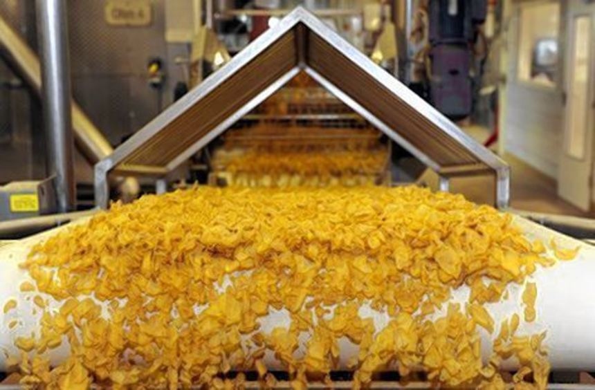In einer Cornflakes-Packung fand ein Mann eine Nachricht.