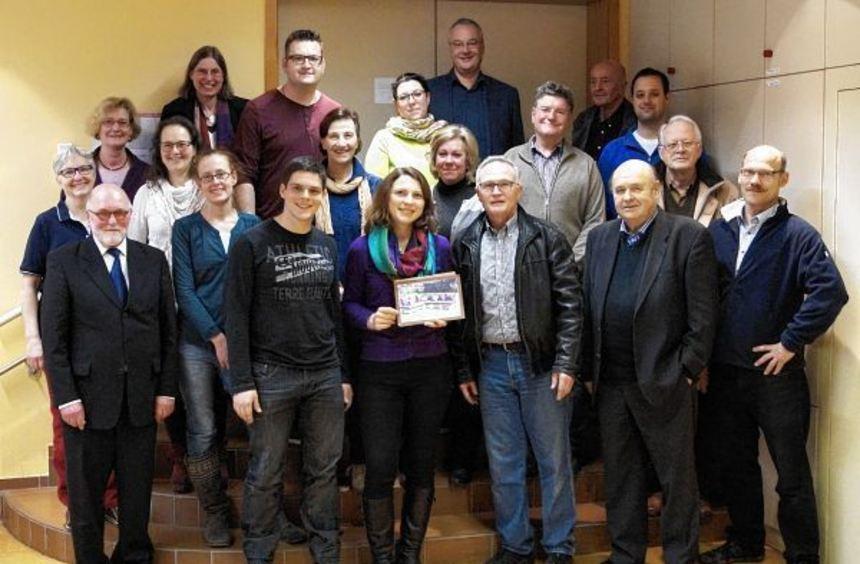 Zahlreiche Empfänger freuen sich über die Spenden aus der CDU-Christbaumaktion, darunter die ...