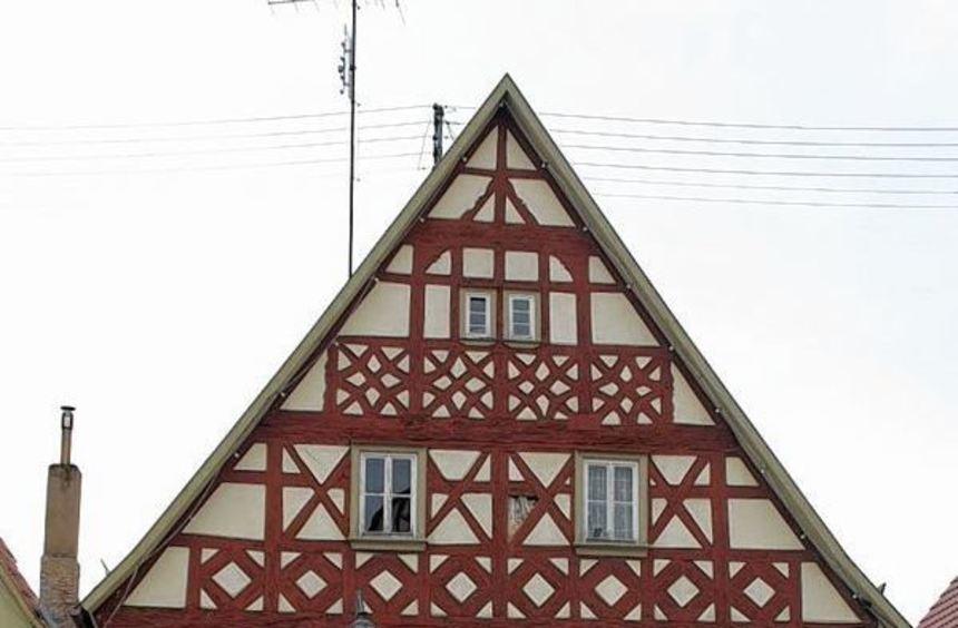 Das Hümmerthaus Marktplatz 7 war auch Thema im Stadtrat.