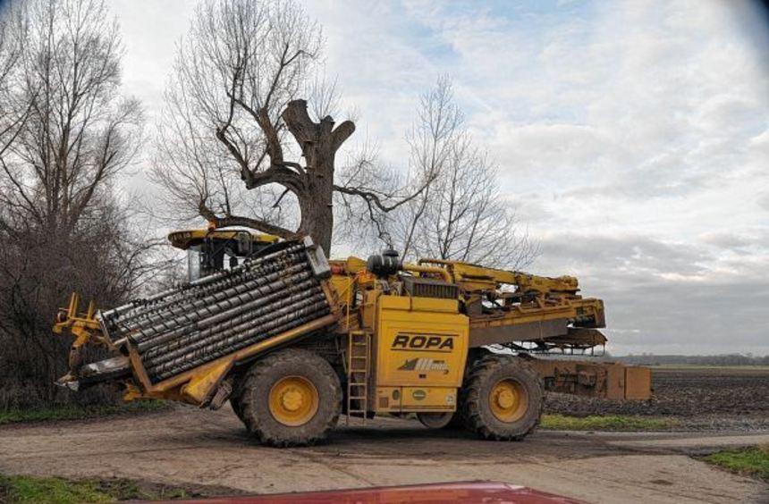 Wirtschaftswege am Karl-Ludwig-See: Sie sind für den landwirtschaftlichen Verkehr frei, aber für ...