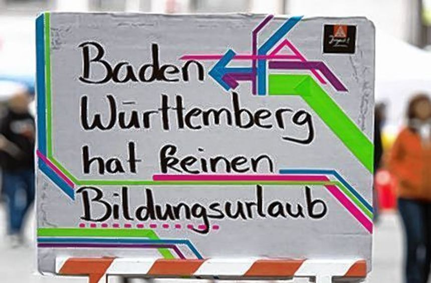 Maikundgebung 2014 in Stuttgart: Die IG Metall beklagt sich.