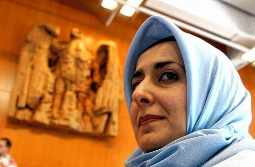 2003 errang Fereshta Ludin im Streit um ihr Kopftuch einen Sieg vor dem Bundesverfassungsgericht - ...