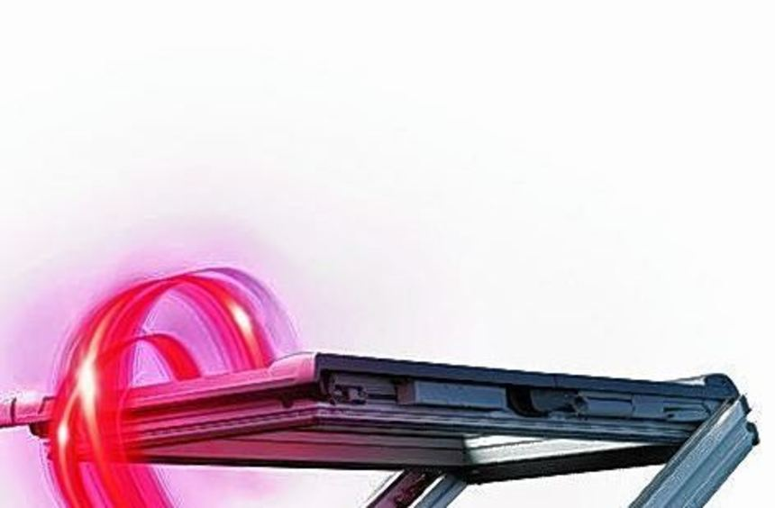 Wiederholt ausgezeichnet für sein Design: das RotoComfort i8.