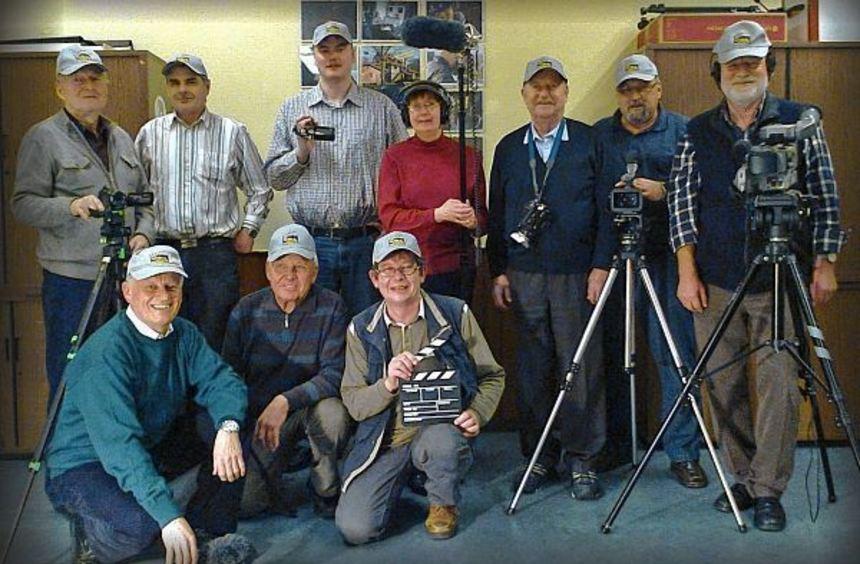 Die Mitglieder des Film- und Videoclubs Wertheim (Bild) und der Förderverein Offene Jugendarbeit ...