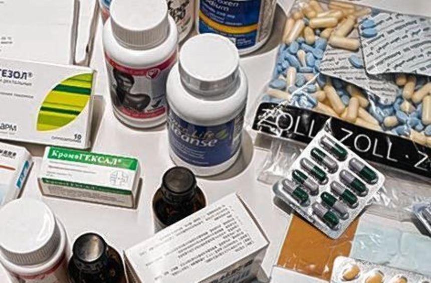 Bei den gefälschten Waren handelte es sich meist um Tabletten.
