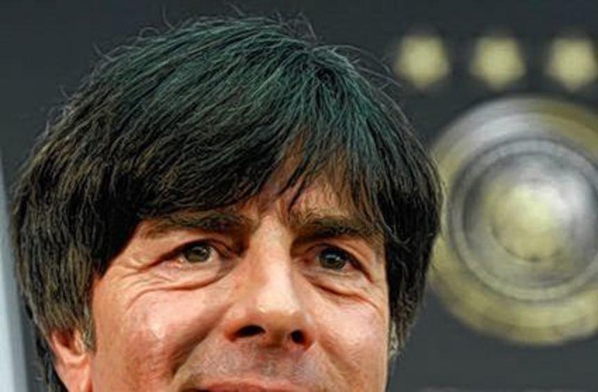 Bundestrainer Joachim Löw will den WM-Titel verteidigen.