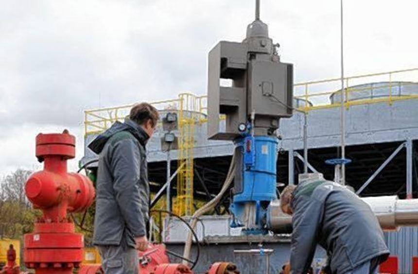 Projekt mit vielen Schwierigkeiten: das Erdwärmekraftwerk in Landau.