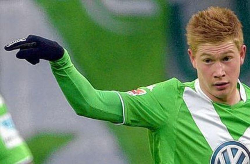 Kevin De Bruyne ist der beste Scorer der Bundesliga.