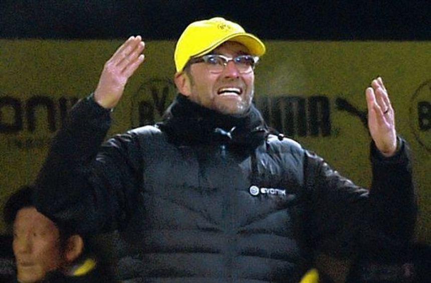 Zu wenig Bewegung, zu wenig Ideen: Jürgen Klopp und Borussia Dortmund treten nach dem zweiten 0:0 ...