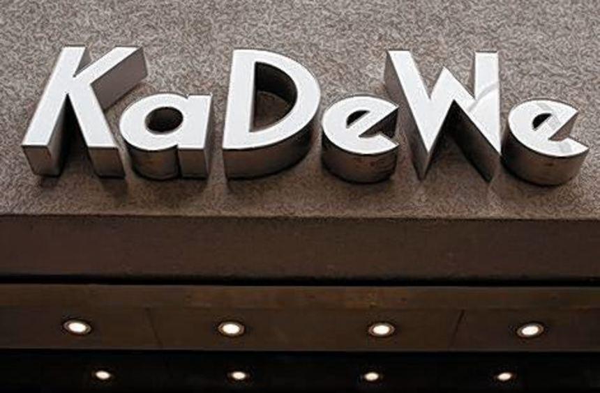 Das KaDeWe in Berlin zählt zu den Luxus-Häusern von Karstadt.