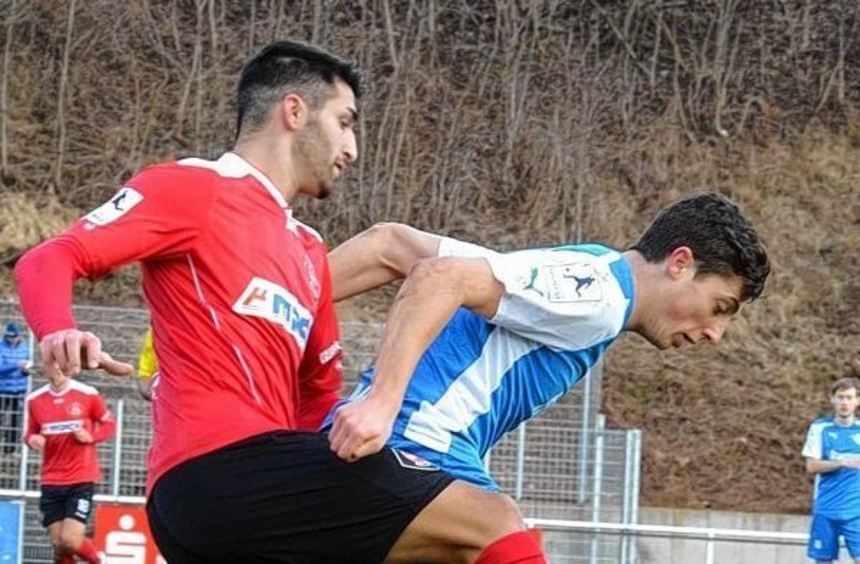 Bei der Neckarelzer Spielvereinigung läuft es nach der Winterpause in der Fußball-Regionalliga ...