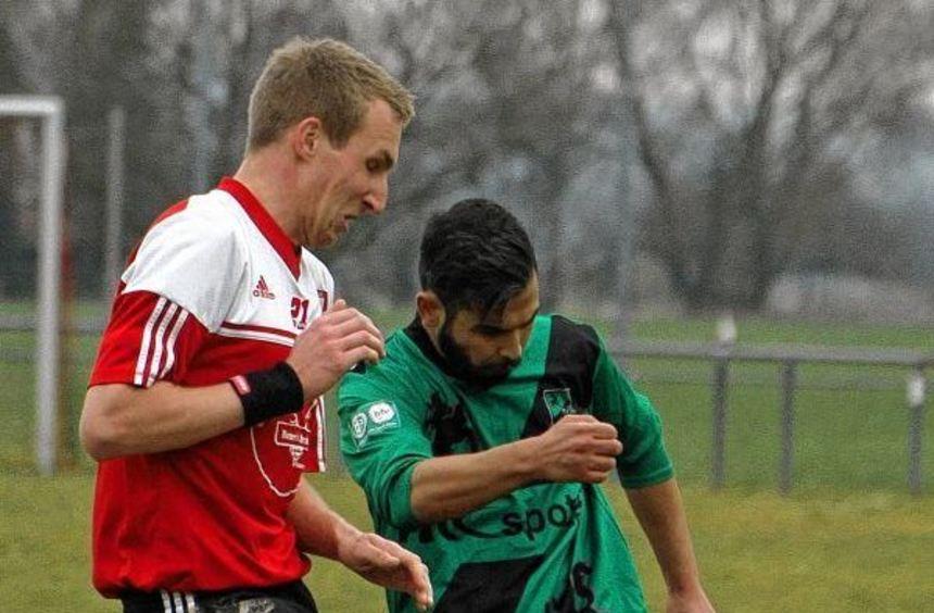 Der SV Distelhausen siegte im Verfolgerduell gegen den VfB Boxberg/W. knapp mit 1:0 und rückte ...
