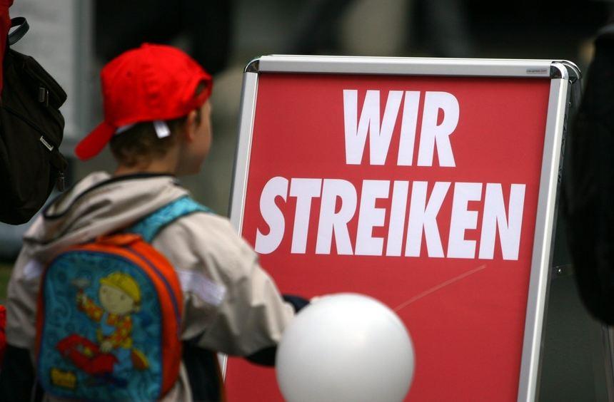 Die städtischen Krippen und Kindergärten in Mannheim werden am Mittwoch geschlossen bleiben, da die ...