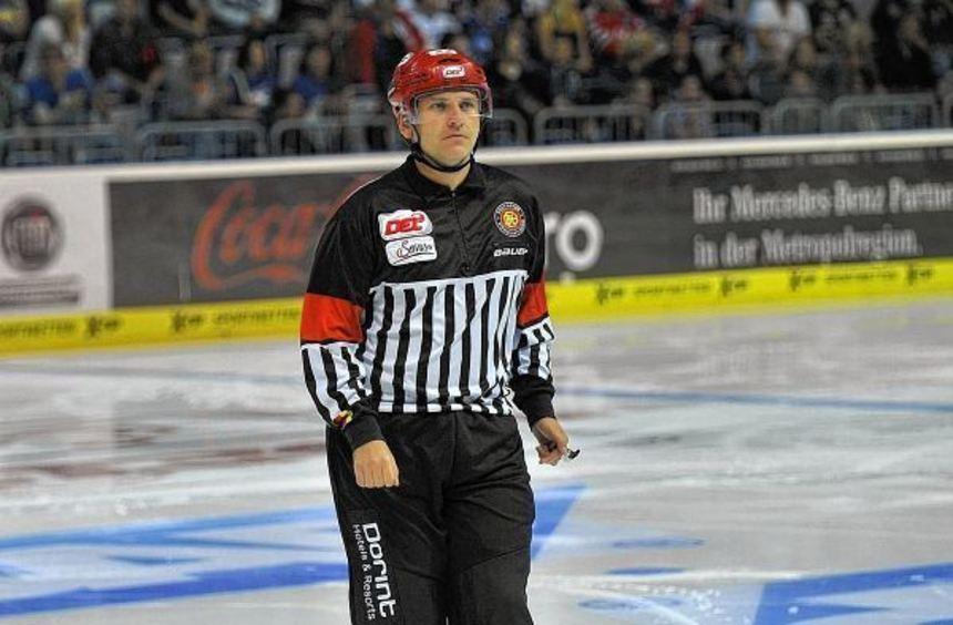 Markus Brill (36) hat selbst noch nie Eishockey gespielt. In Deutschland gehört er indes zu den ...