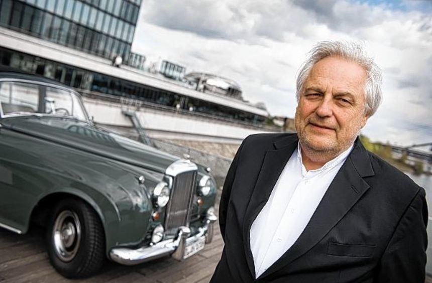 Von einem Leben mit Bentley S1 und Jet-Set muss er sich erst mal verabschieden: Deutschlands ...