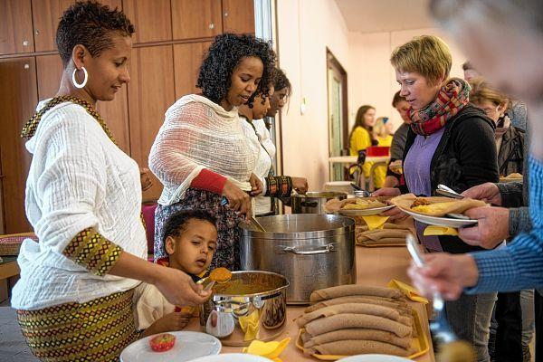 Partnervermittlung Frauen Eritrea