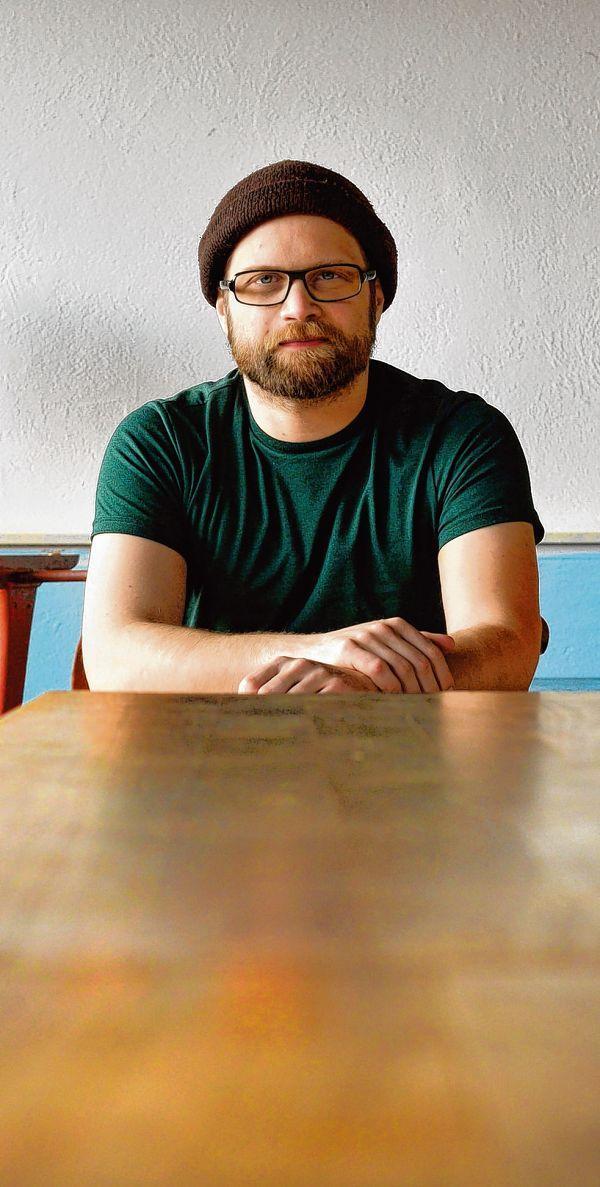 Kristo Sagor, Autor und Regisseur (Foto: Rinderspacher)