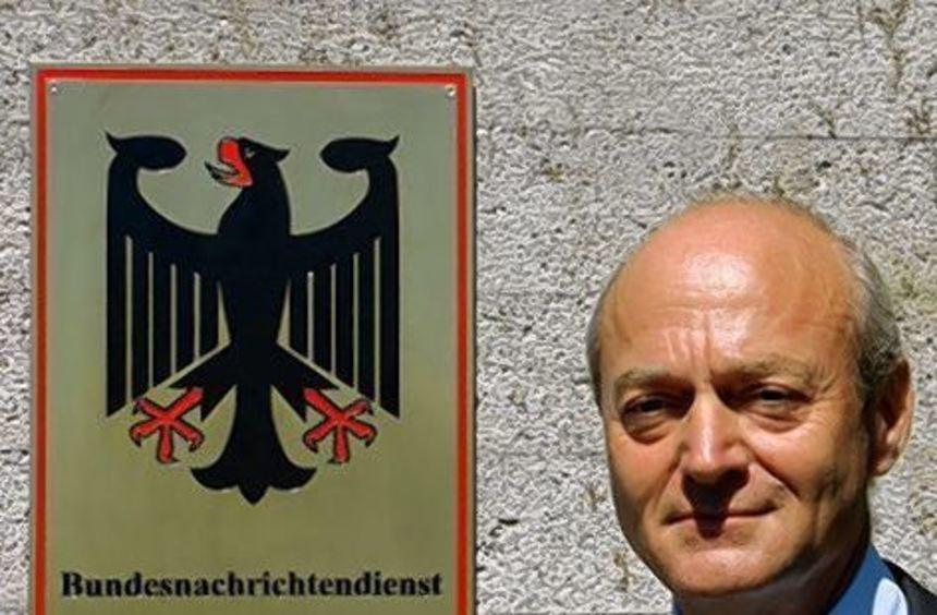 Gerhard Schindler, Chef des Bundesnachrichtendienstes.