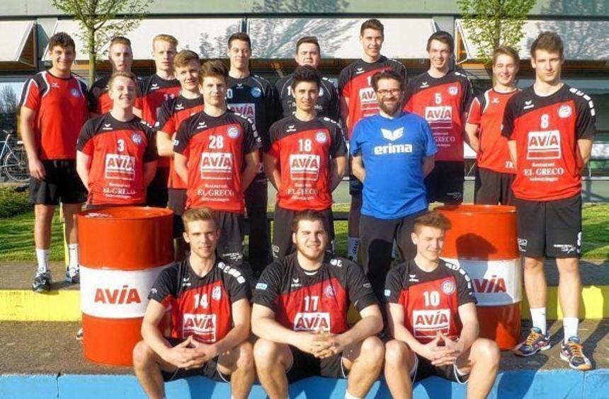 Mit diesem Kader geht die A-Jugend der HG Oftersheim/Schwetzingen in die Bundesliga-Qualifikation.