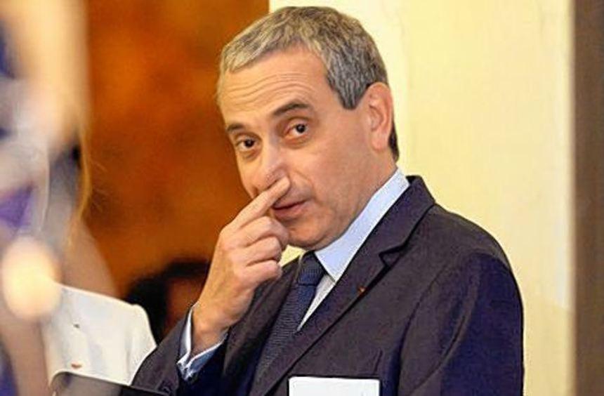 Laurent Stefanini, Diplomat und bekennender Schwuler.