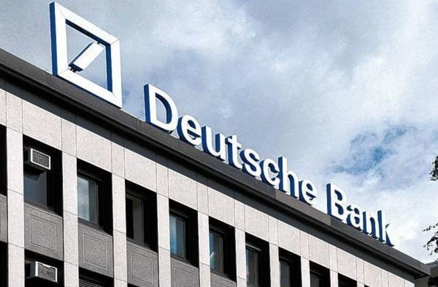 Welche der Filialen der Deutschen Bank geschlossen werden sollen, gibt das Finanzhaus derzeit noch ...