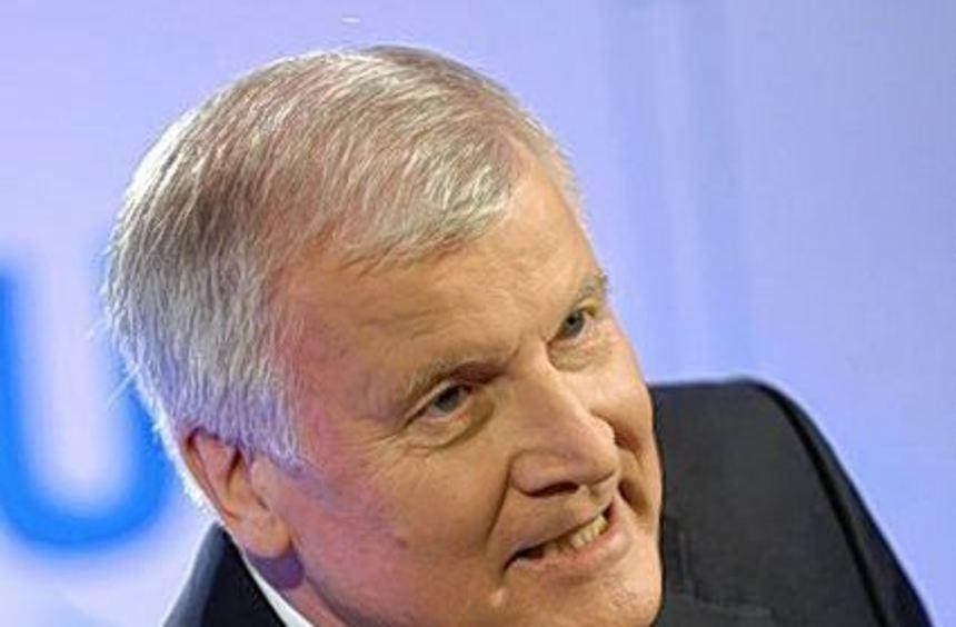 CSU-Chef Horst Seehofer will Änderungen am Mindestlohn.