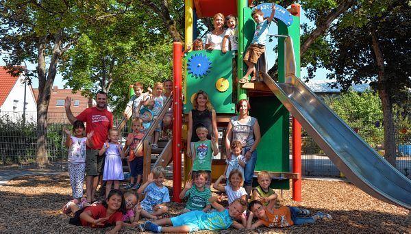 Klettergerüst U3 : Kombination aus hort und kindergarten home mannheimer morgen