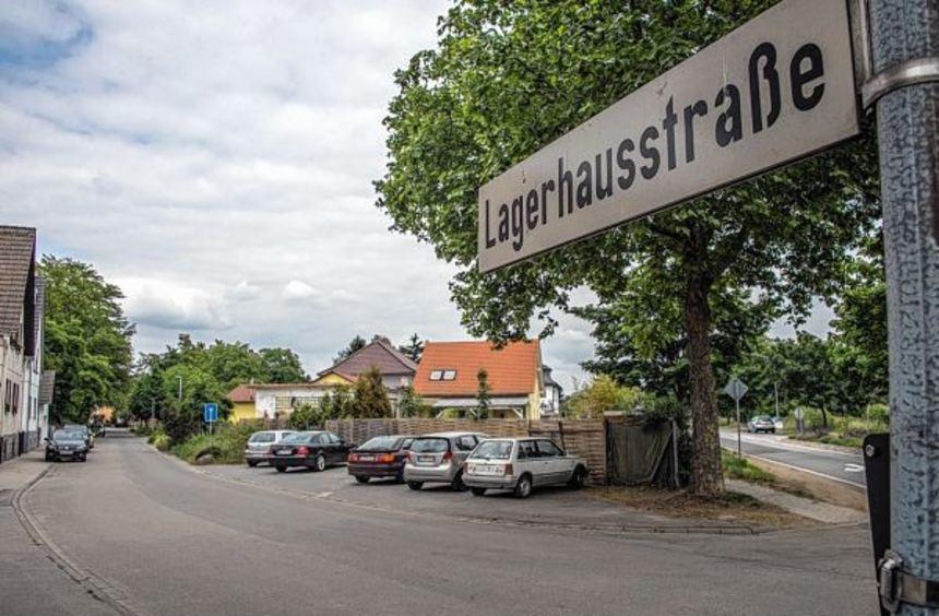 In der Lagerhausstraße soll ein Gebäude für Flüchtlinge entstehen.