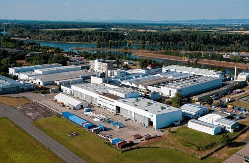 PFW ist in Speyer mit 1400 Mitarbeitern der größte Arbeitgeber.