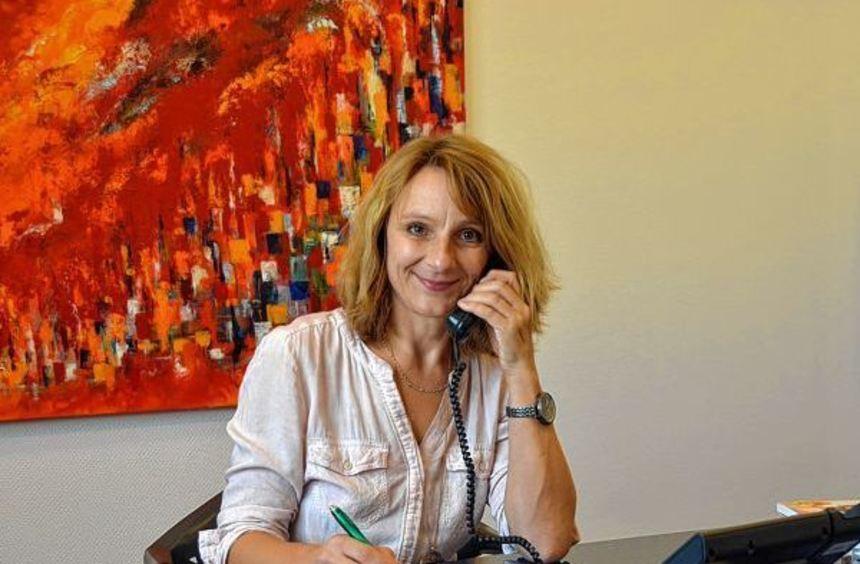 Gab am Telefon der Fränkischen Nachrichten Auskunft: Diplom-Oecotrophologin Magdalena Rothengast, ...