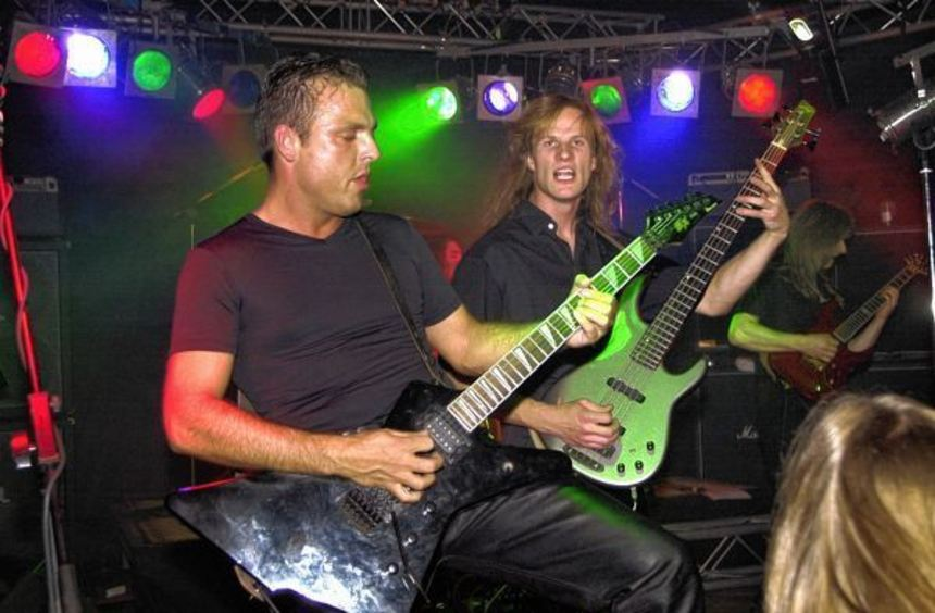 """Nach zwölfjähriger Pause treten Dawedda erstmals wieder in Ladenburg auf, bei """"Rock at Church"""". ..."""