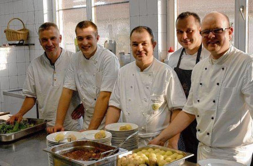 Odenwälder Köche zaubern vom 19. September bis 4. Oktober wieder wohlschmeckende Kartoffelgerichte ...
