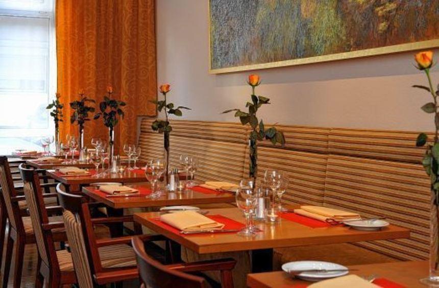 Das Restaurant Europagarten BEST WESTERN PLUS Delta Park ist auch ein hervorragender Ort für ein ...