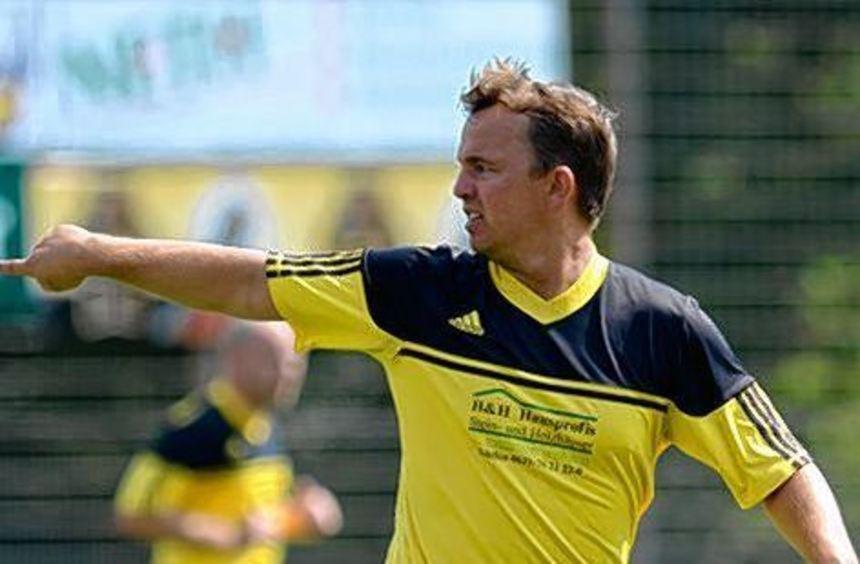 SGR-II-Spielertrainer Andreas Keinz ist im Urlaub.
