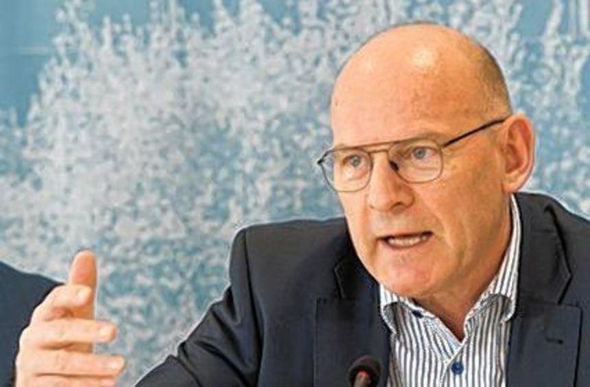Der Stuttgarter Verkehrsminister Winfried Hermann.