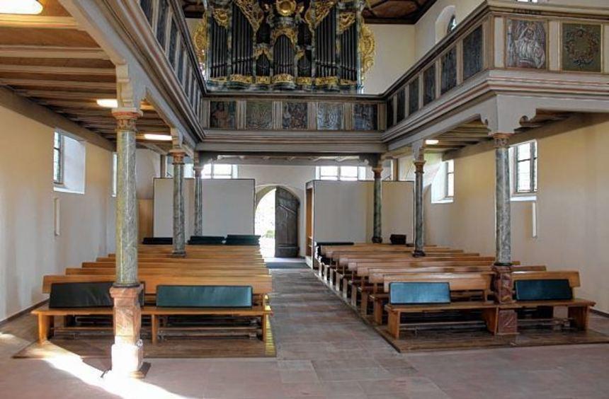 Das Unterschüpfer Gotteshaus wird am morgigen Sonntag als Kulturkirche feierlich wiedereröffnet. ...