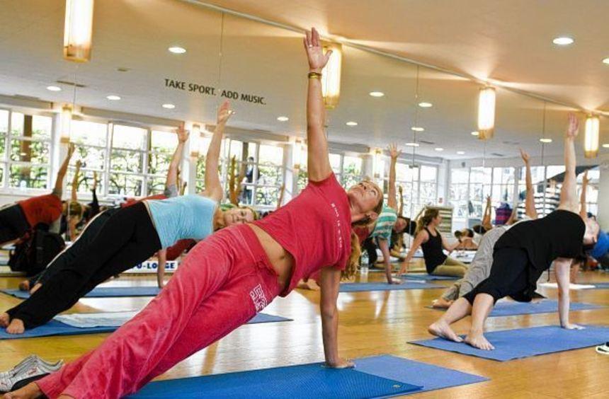 Im Gesundheits- und Fitnessbereich bietet die Volkshochschule Edingen-Neckarhausen unter anderm ...