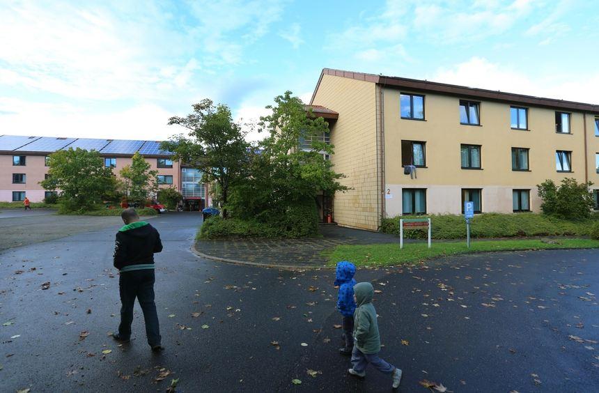 Flüchtlinge in Wertheim: 600 Migranten kamen in einem Ortsteil mit 900 Einwohnern unter.