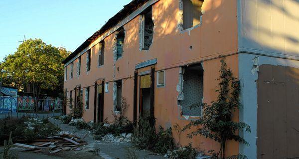 abriss nach asbest entsorgung ludwigshafen mannheimer morgen region morgenweb. Black Bedroom Furniture Sets. Home Design Ideas