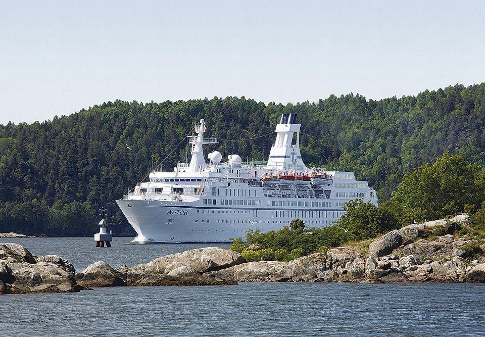 MS ASTOR: Land der Fjorde