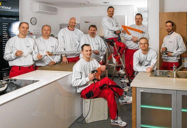 kochen liegt wieder total im trend schwetzingen schwetzinger zeitung hockenheimer. Black Bedroom Furniture Sets. Home Design Ideas