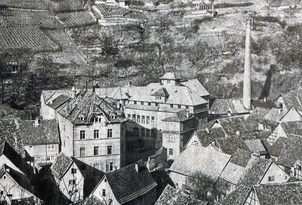 Von Mehl- zu Nudelproduktion - Bergsträßer Anzeiger - Mannheimer Morgen