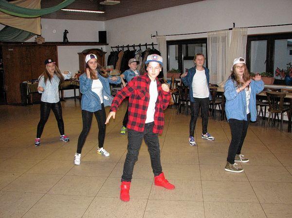 Wer hat Lust zu Hip Hop tanzen zu lernen Ketsch